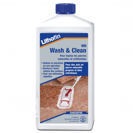 Lithofin Mn Wash & Clean 1 litre