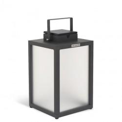 Lampe solaire Tradition en aluminium H40
