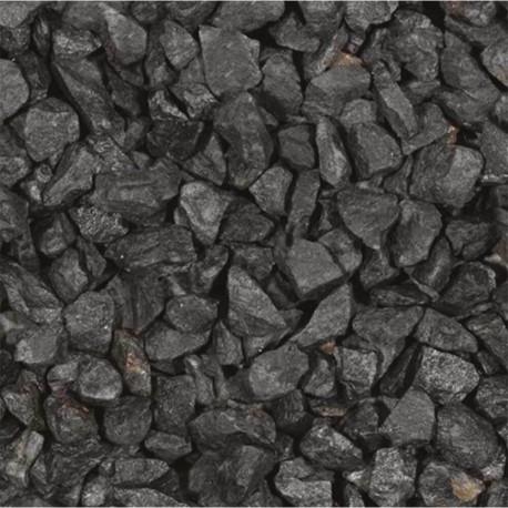 Gravier Basalte Noir 8-11 mm - Concassé