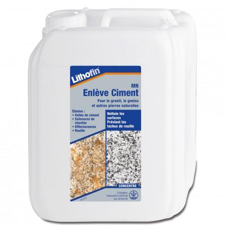 Lithofin Mn Enlève Ciment 5 litres