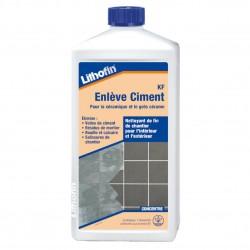 Lithofin Kf Enlève Ciment 1 litre