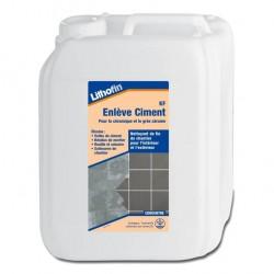 Lithofin Kf Enlève Ciment 5 litres
