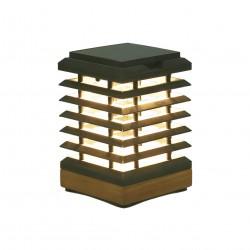 Lampe solaire centre de table Tekura