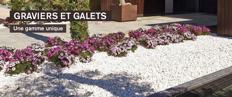 Graviers et Galets